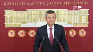 Özgür Özel'den Erdoğan'a: Öyle geçmiyor, vatandaşın cüzdanını delip de geçiyor