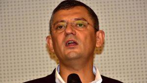 Özgür Özel: İmza veren de vermeyen de CHP'lidir ve kardeştir