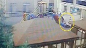 Parkta oynayan çocuğu vurmuş sonra serbest kalmıştı. O zanlı…