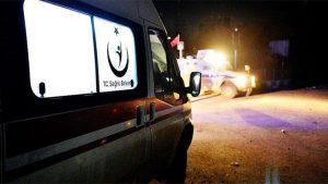 Hakkari'de bombalı saldırı: 1'i ağır 9 polis yaralı