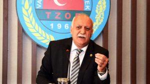 TZOB Genel Başkanı: Tarımda ithalata devam etmek enflasyonu da artıracaktır