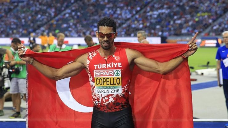 Yasmani Copello Escobar Avrupa ikincisi!