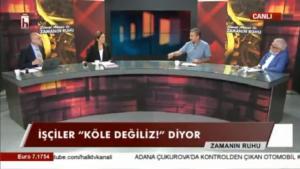 Cüneyt Akman ile Zamanın Ruhu'nda 3. Havalimanı protestoları değerlendirildi