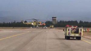 Yerli helikopterin ilk uçuşu