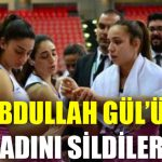 Abdullah Gül'ün adını sildiler
