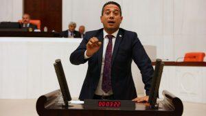CHP'li Ali Mahir Başarır yurt sorununu meclise taşıdı