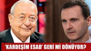 """Sabah kontrpiyede bıraktı: """"Kardeşim Esad"""" geri mi dönüyor?"""