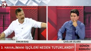 HDP'li Erkan Baş'tan Fatih Altaylı'ya: Cebimden vereceğim