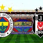 İşte Fenerbahçe-Beşiktaş maçının muhtemel 11'leri