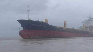 9 yıl önce kaybolan 'hayalet gemi' ortaya çıktı