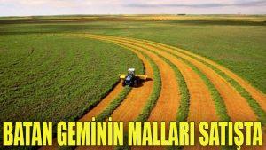 Batan geminin malları satışta: AKP Hazine arazilerini elden çıkarmaya hazırlanıyor