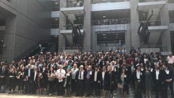 İstanbul Barosu'nda seçim heyecanı başladı : İlk aday Hasan Kılıç oldu
