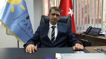 İYİ Parti İl Başkanı'na ikinci saldırı