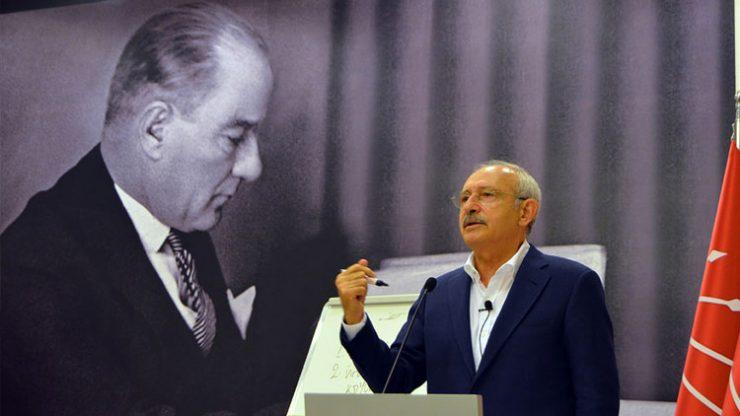 Kılıçdaroğlu'ndan 2018-2019 eğitim öğretim yılı mesajı
