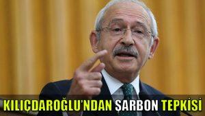 Kılıçdaroğlu'ndan 'şarbon' tepkisi