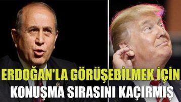 AKP'li Kuzu: Trump, Erdoğan'la görüşebilmek için konuşma sırasını kaçırmış
