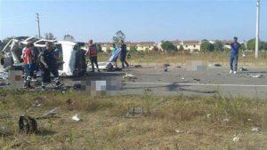Sakarya'da feci kaza… Çok sayıda ölü var