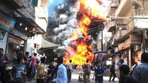 Bilimin gözünden Suriye iç savaşı