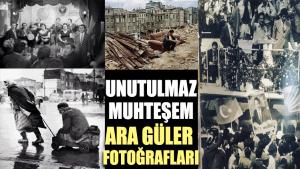 Unutulmaz Ara Güler fotoğrafları