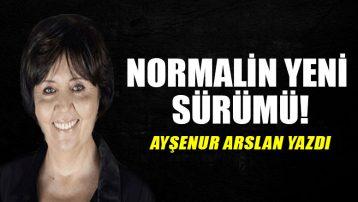Ayşenur Arslan yazdı...