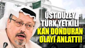 Üst düzey Türk yetkili kan donduran olayı anlattı!