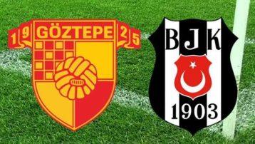 Göztepe-Beşiktaş maçından izlenimler