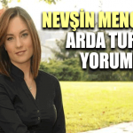 Nevşin Mengü'den Arda Turan yorumu