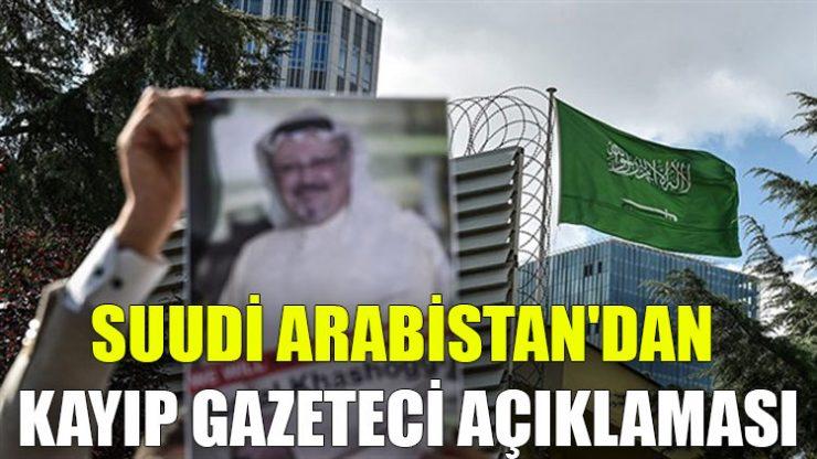 Suudi Veliaht Prensi'nden flaş kayıp gazeteci açıklaması