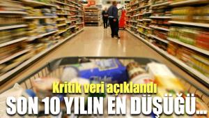 Tüketici Güven Endeksi açıklandı: Son 10 yılın en düşüğü