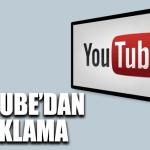 YouTube'dan açıklama