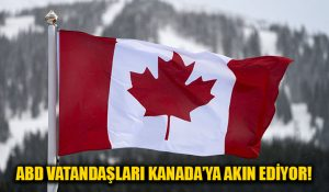 ABD vatandaşları Kanada'ya akın ediyor