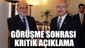 'Genel ittifak söz konusu değil, Anadolu'da dirsek teması olabilir'