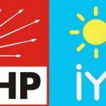 CHP ile İYİ Parti arasında ikinci toplantı!