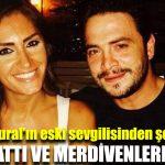 Ahmet Kural'ın eski sevgilisi Naz Çekem'den şok sözler: Tekme attı ve merdivenlerden itti