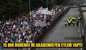 Öğrenciler ayağa kalktı! Sokaklarda protestolar var