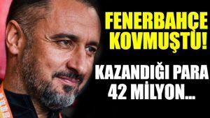 Fenerbahçe kovmuştu: Kazandığı para dudak uçuklattı