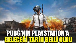 PUBG'nin PlayStation'a geleceği tarih belli oldu
