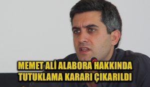 Memet Ali Alabora hakkında tutuklama kararı! Mi Minör oyunuyla ayaklanmayı teşvik etti iddiası
