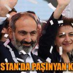 Ermenistan'da Paşinyan kazandı: Parlamentoda devrimci bir çoğunluk sağlandı