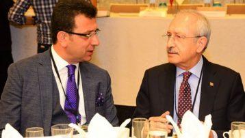 Kılıçdaroğlu, Ekrem İmamoğlu ile görüşüyor