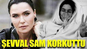 Şevval Sam'ın hastaneden paylaştığı fotoğraf sevenlerini korkuttu