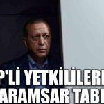 AKP'li yetkililerden karamsar tablo