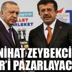Nihat Zeybekci: İzmir'i pazarlayacağız