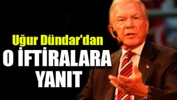 Uğur Dündar'dan Türkiye Gazetesi ve yazarlarına sert yanıt