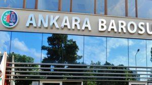 Ankara Barosu'ndan Topuklu Ayakkabı Yasağına İlişkin İdari Soruşturma Başvurusu