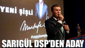 Mustafa Sarıgül DSP'den aday