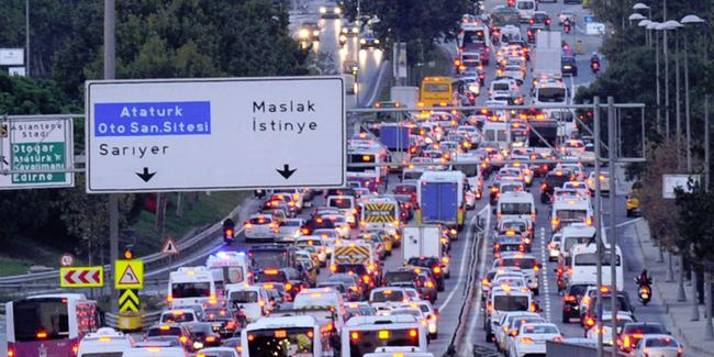 Sürücüler dikkat! İstanbul'da bu yollar kapalı