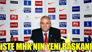 Son dakika… MHK'nin yeni başkanı Sabri Çelik oldu