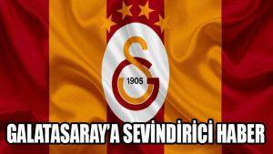 UEFA'dan Galatasaray'a sevindirici haber