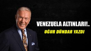 Venezuela altınları!..